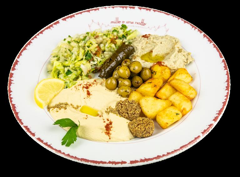 Piatto mediterraneo